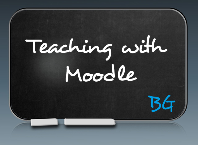 Course Image Как да преподаваме с Moodle (Ниво за средно напреднали)